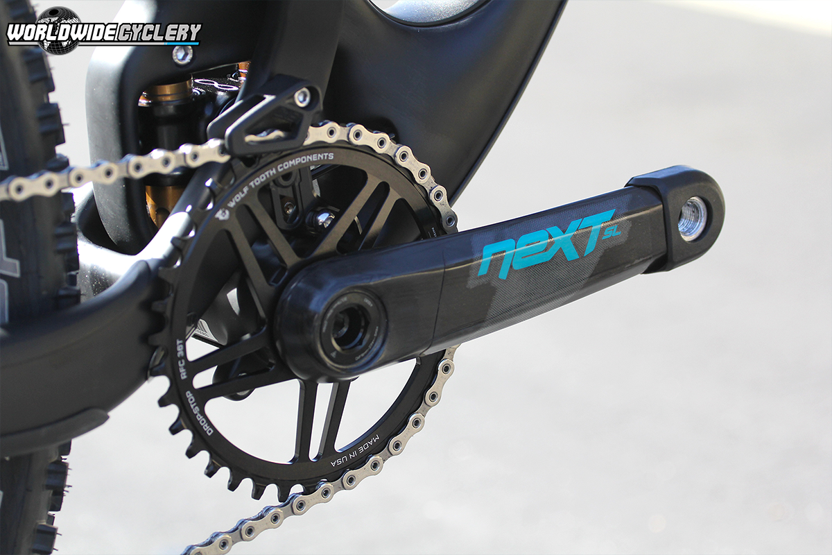 Mountain Bike Crankset >> What Crank Arm Length Should I Run We Clear The Confusion