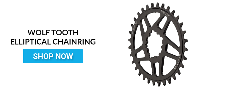 Wolf Tooth Elliptical Chainring Review