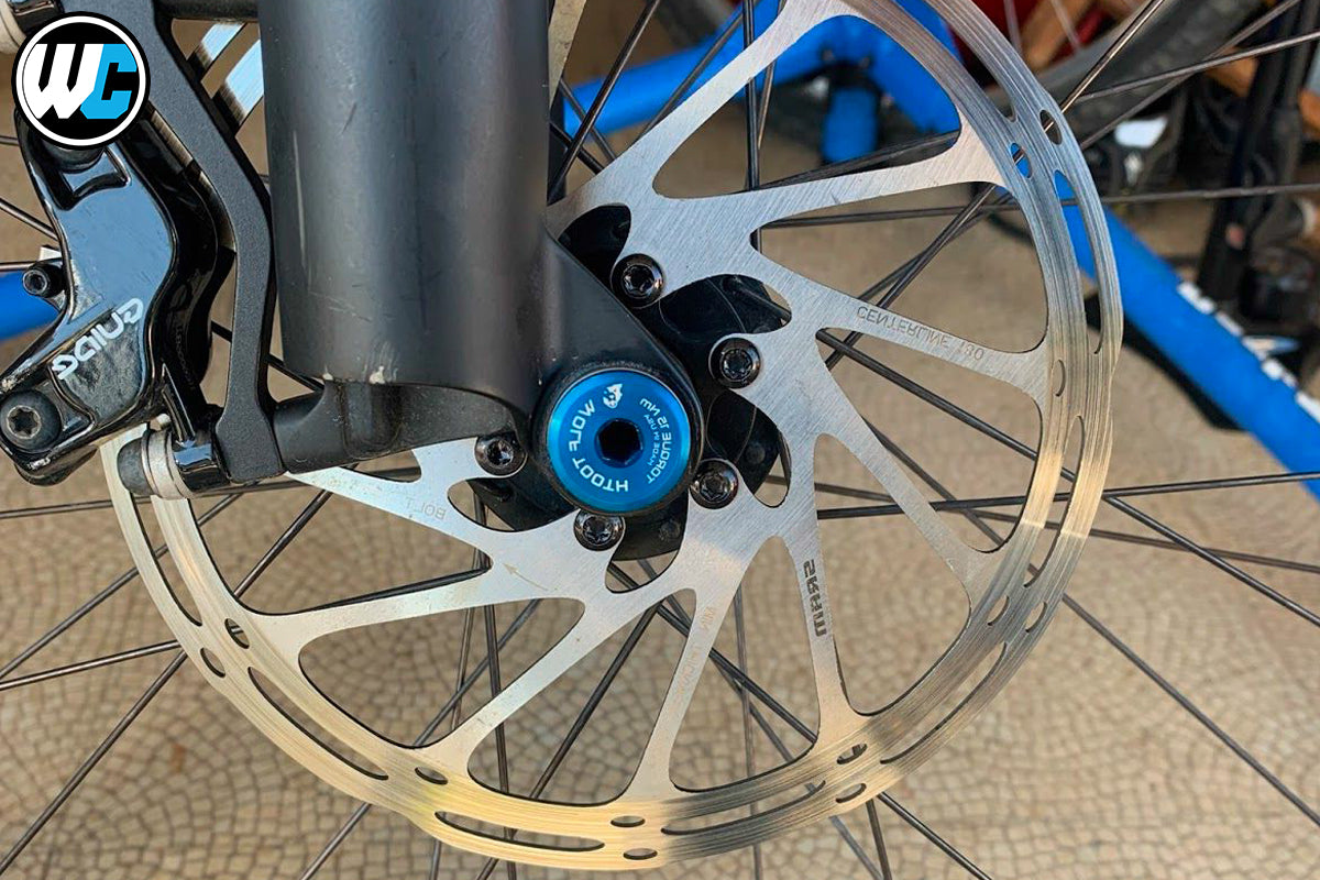 Wolf Tooth Fork Thru Axle Rider Review