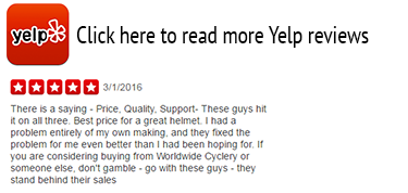 Yelp Reviews for Worldwide Cyclery