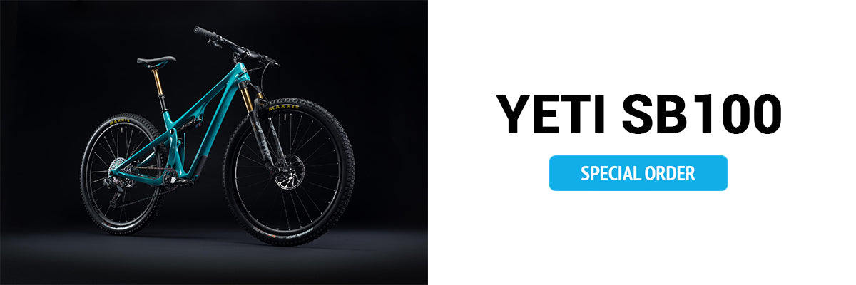Yeti SB100 - Special Order at Worldwide Cyclery
