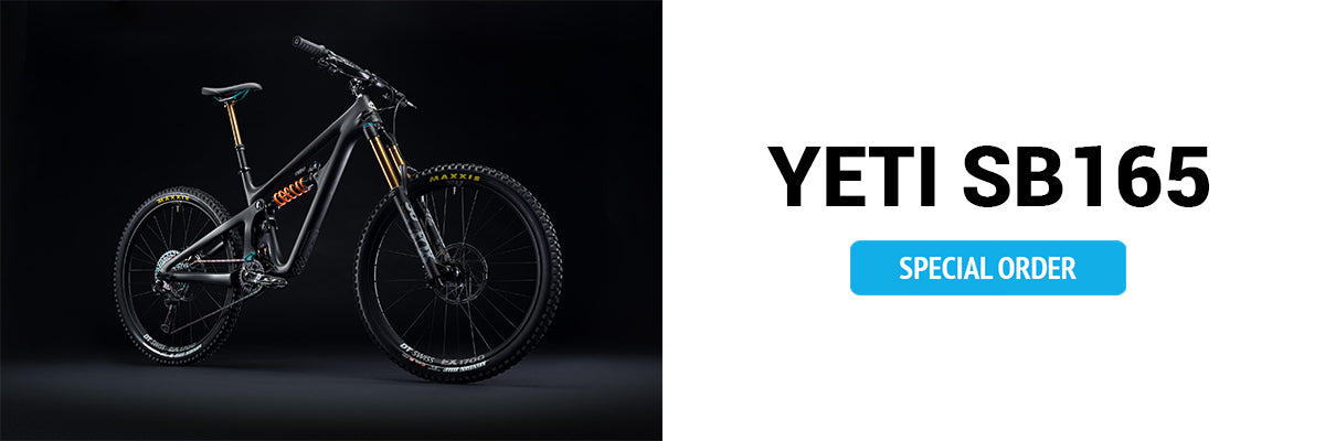Yeti SB165 - Special Order at Worldwide Cyclery