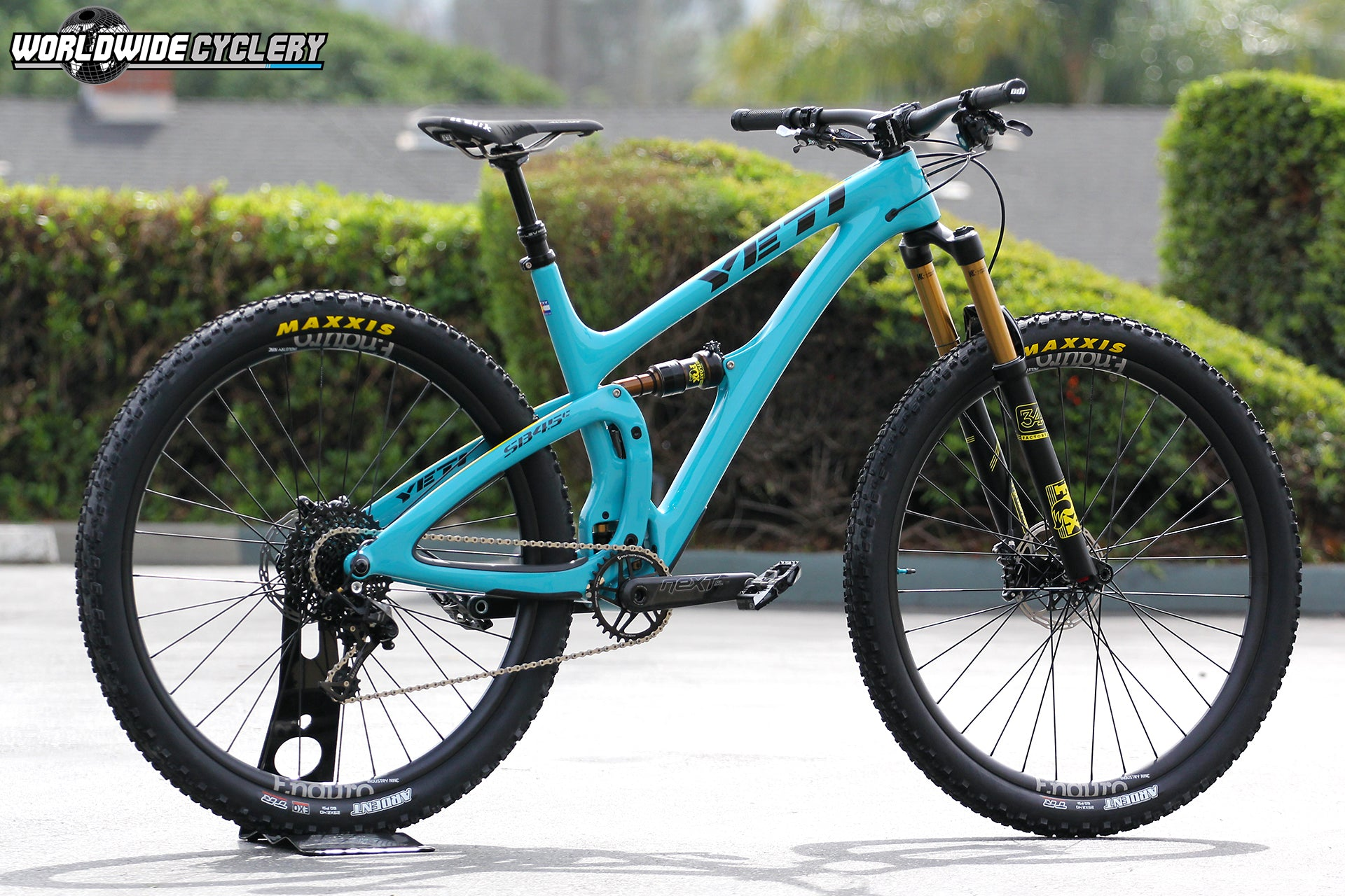 Yeti SB4.5c - Worldwide Cyclery
