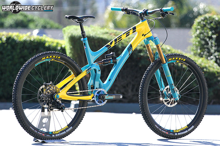 Yeti SB6c 30th Anniversary - Worldwide Cyclery