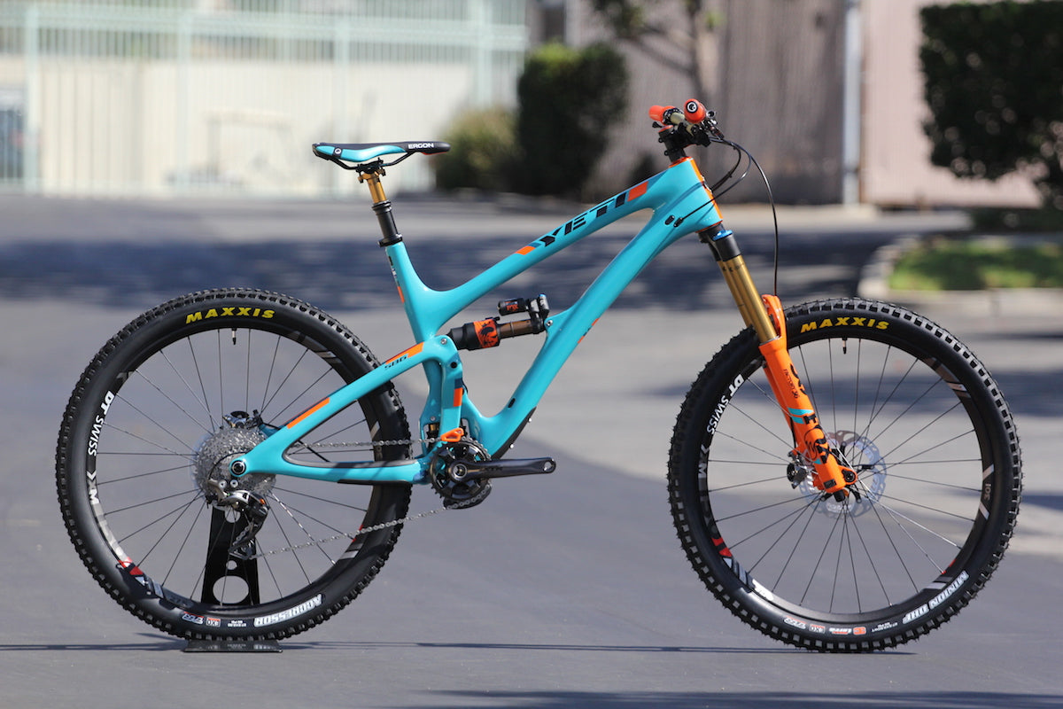 Ultimate Review Guide  Yeti SB6 (The 27.5 Enduro Machine) 47c5594b6