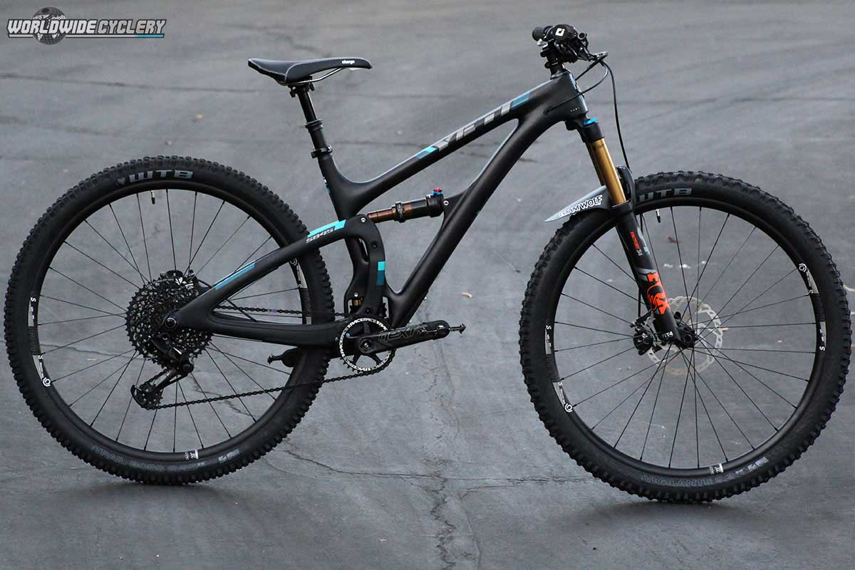 Yeti SB4.5 Bike Review