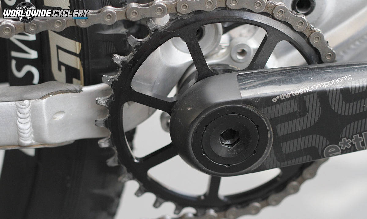 e*thirteen LG1R Carbon Crankset Review