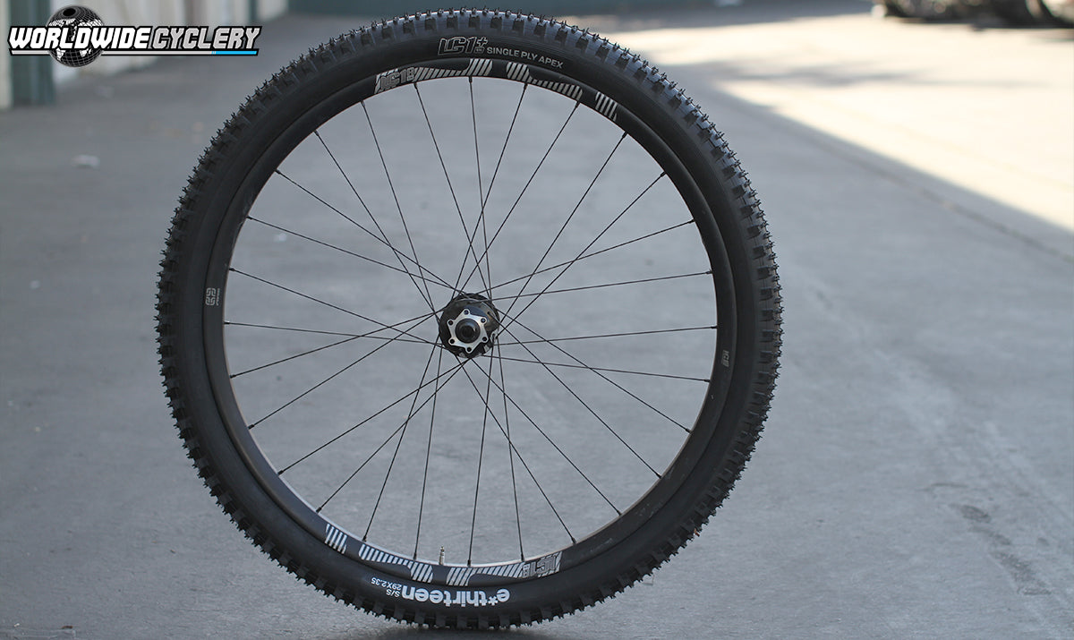e*thirteen LG1R Carbon Wheelset Review