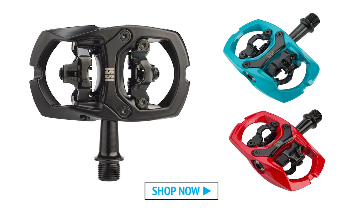 iSSi Trail II Pedals - Worldwide Cyclery