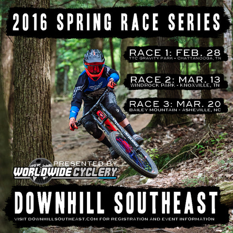 Downhill Southeast presented by Worldwide Cyclery
