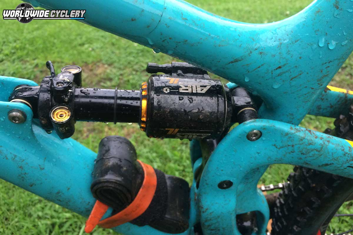 Cane Creek DB Air Shock customer review