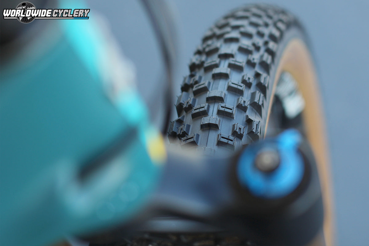 Teravail Tire Release and Review - Honcho