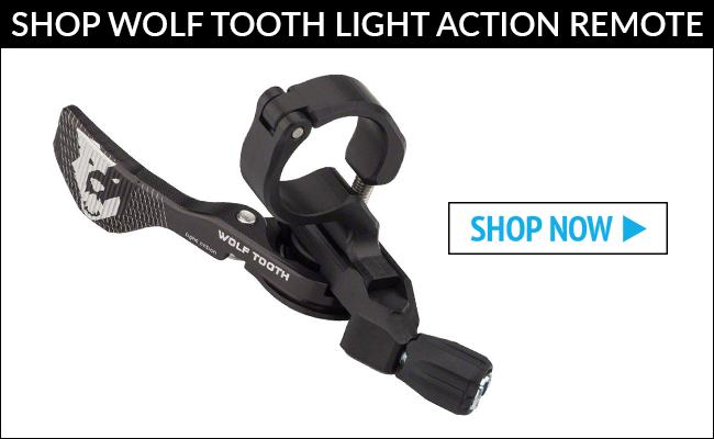 Shop Wolf Tooth Light Action Remote Dropper