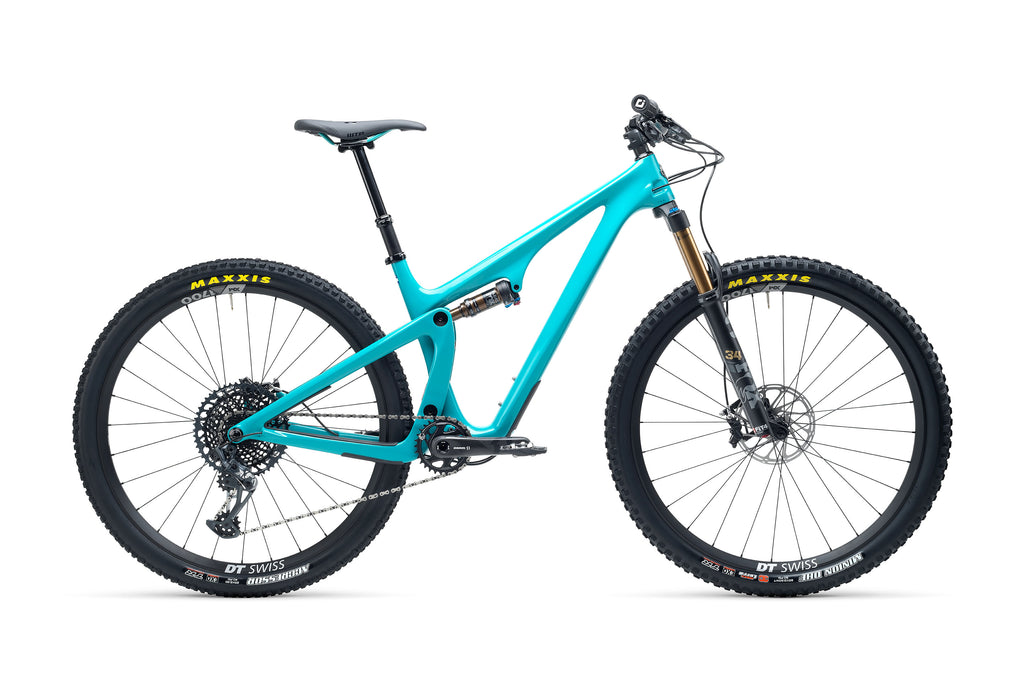 Yeti SB115 Carbon Series (S,MD,L,XL) Complete Bike w/ C1 Build
