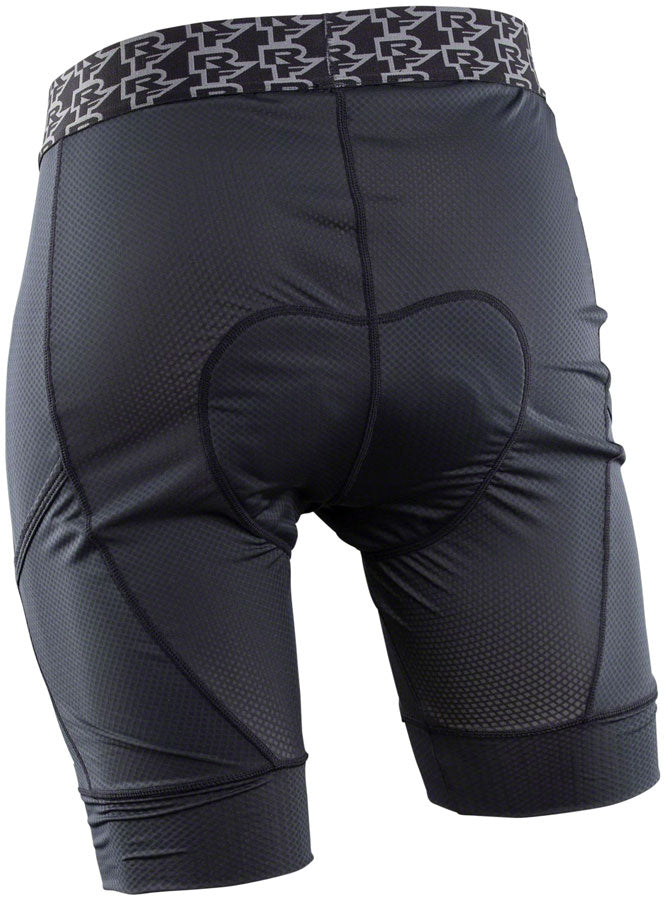 RaceFace Stash Men's Short Liner - Stealth, LG - Short Liner - Stash Storage Short Liner