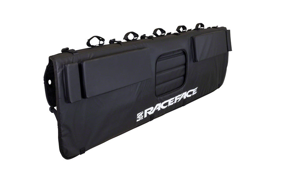 RaceFace T2 Tailgate Pad - Black, SM/MD