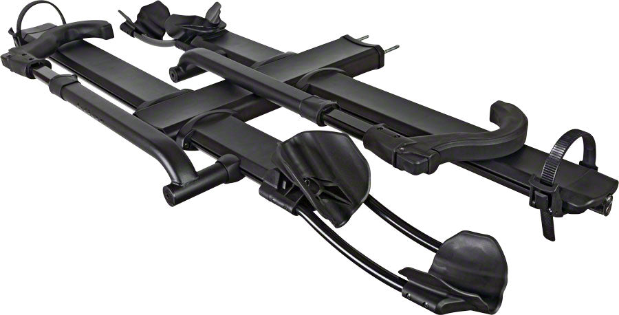 Kuat NV 2.0 Base +2-Bike Tray Add-on Rack, Black