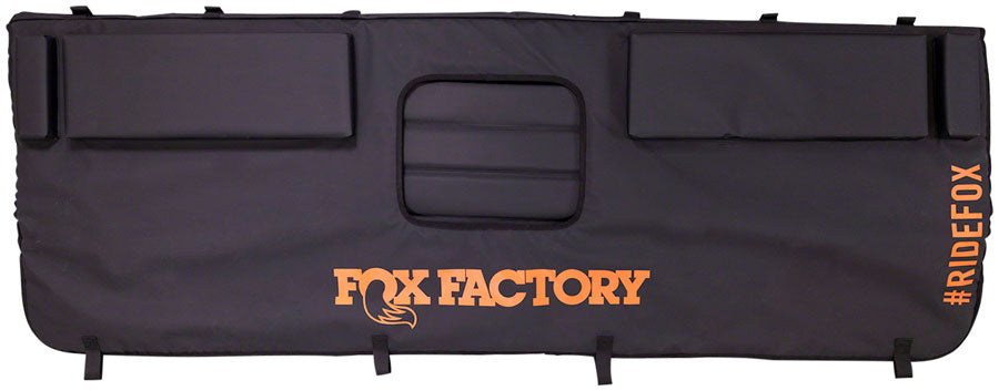 FOX Overland Tailgate Pad - Full Size, Black