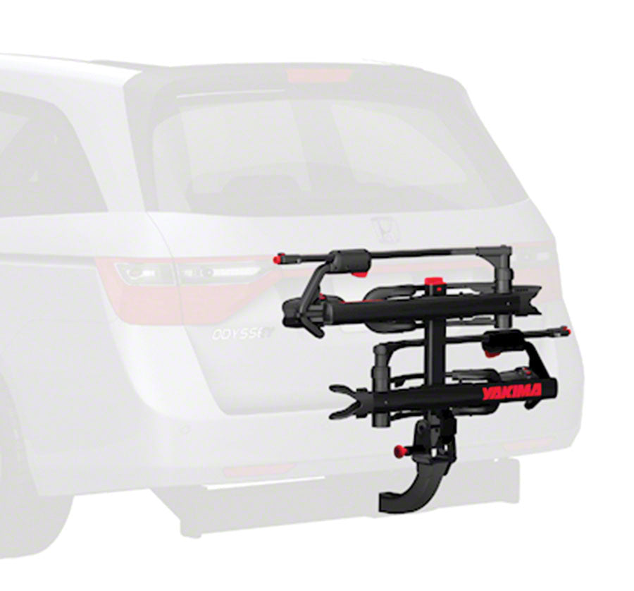 "Yakima HoldUp Hitch Bike Rack - 2-Bike, 1-1/4"" , Black - Hitch Bike Rack - HoldUp Hitch Bike Rack"