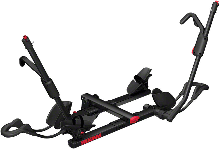 "Yakima HoldUp Hitch Bike Rack - 2-Bike, 1-1/4"" , Black MPN: 8002445 UPC: 736745024451 Hitch Bike Rack HoldUp Hitch Bike Rack"