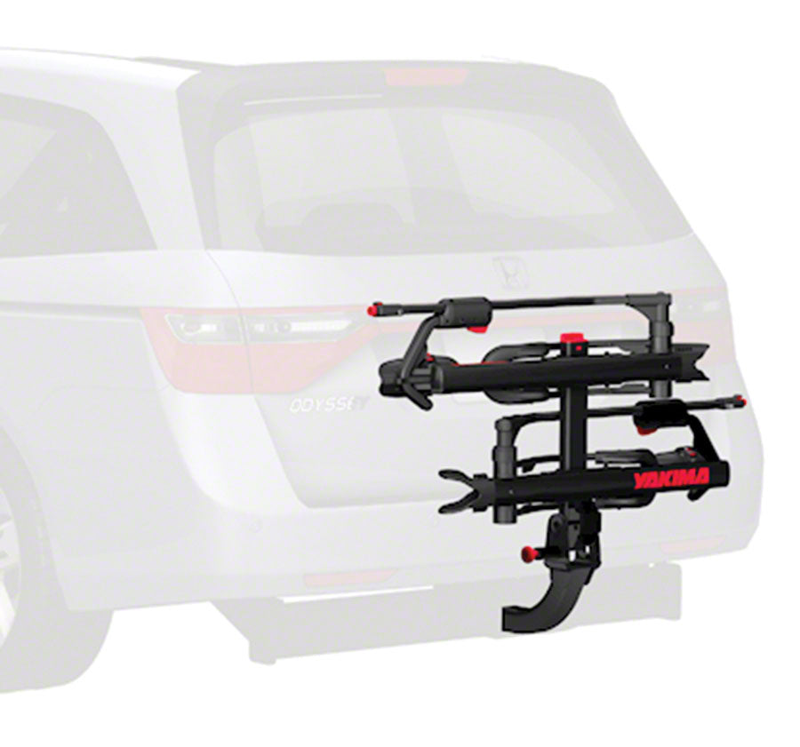 "Yakima HoldUp 2"" Receiver Hitch Rack: 2-Bike - Hitch Bike Rack"