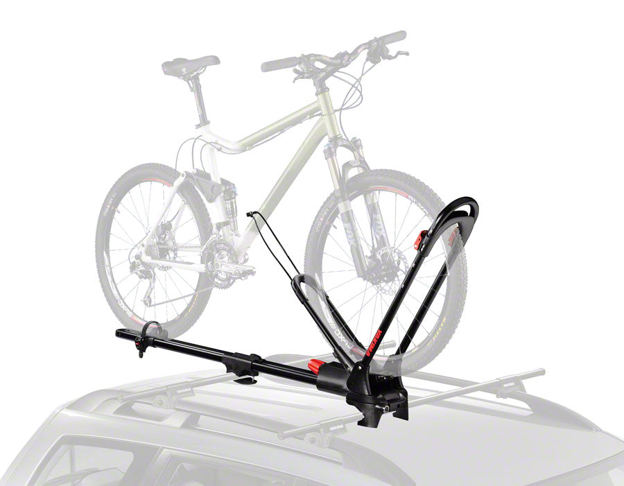 Yakima FrontLoader Upright Bike Carrier: 1-Bike MPN: 8002103 UPC: 736745021030 Roof Rack Bike Carrier FrontLoader