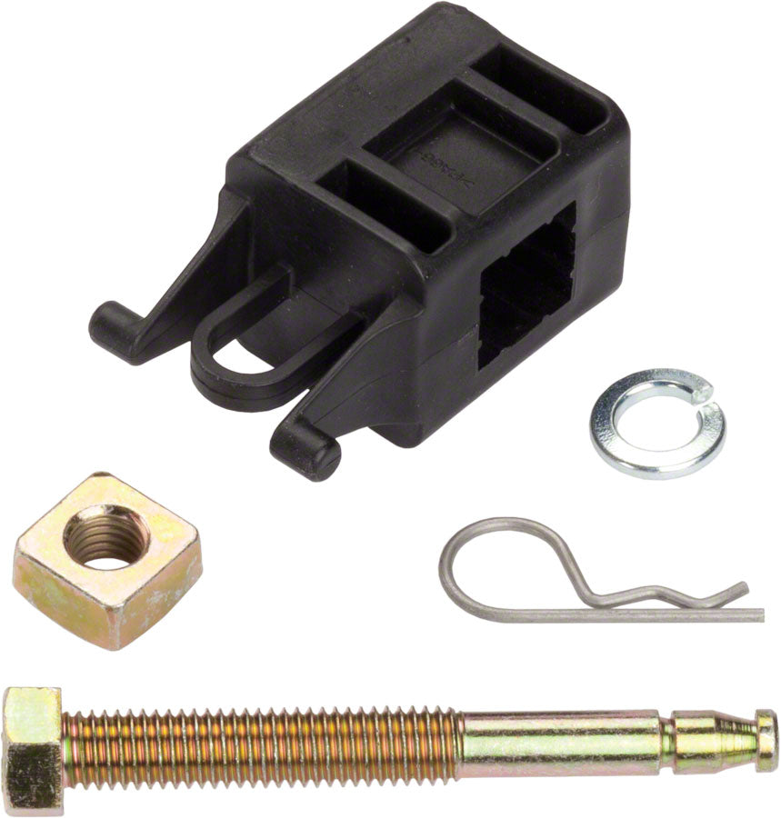 "Yakima 2"" Receiver Hitch Bolt, Nut, Pin, Washer, and Retainer for DryDock, FullSwing and DoubleDown MPN: 8780022 UPC: 736745800222 Rack Service Part Rear Rack Parts"