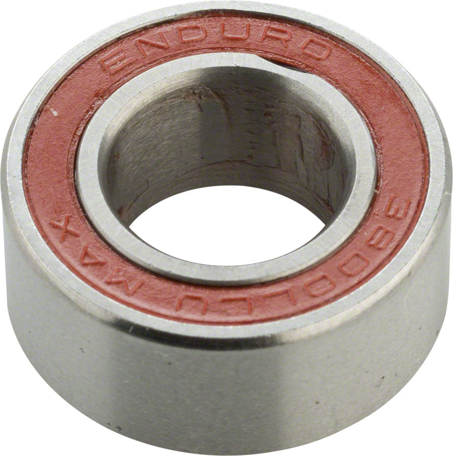 Enduro Max 3800 Double Row Sealed Cartridge Bearing MPN: 3800LLUMAX UPC: 811780023680 Cartridge Bearing MAX Pivot Bearings
