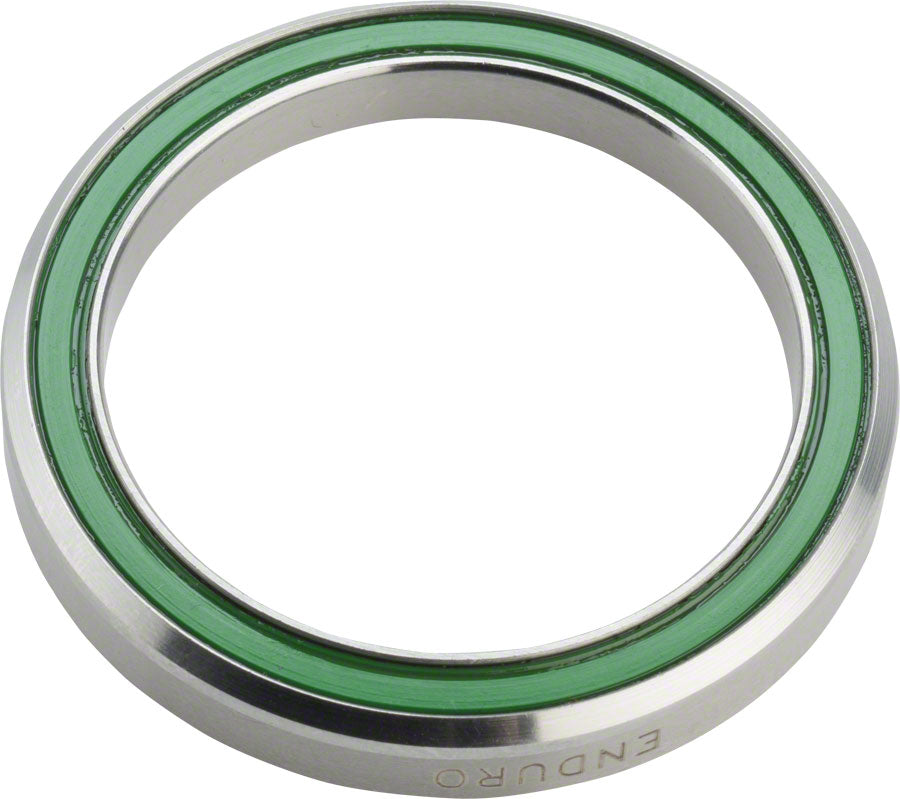"Enduro 1.5"" 45 x 45 Stainless Steel Angular Contact Bearing 40mm ID x 52mm OD x 7mm MPN: ACB4545150SS UPC: 811780023130 Headset Bearing Headset Bearing"