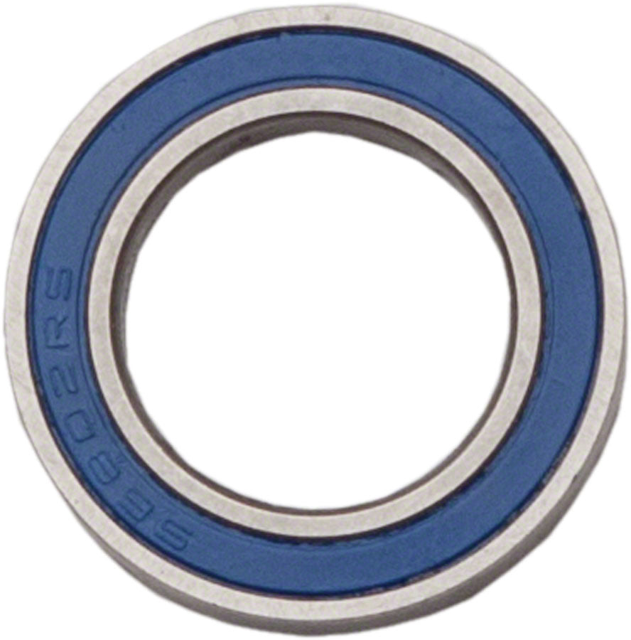 Enduro 6802 Sealed Cartridge Bearing, Stainless Races