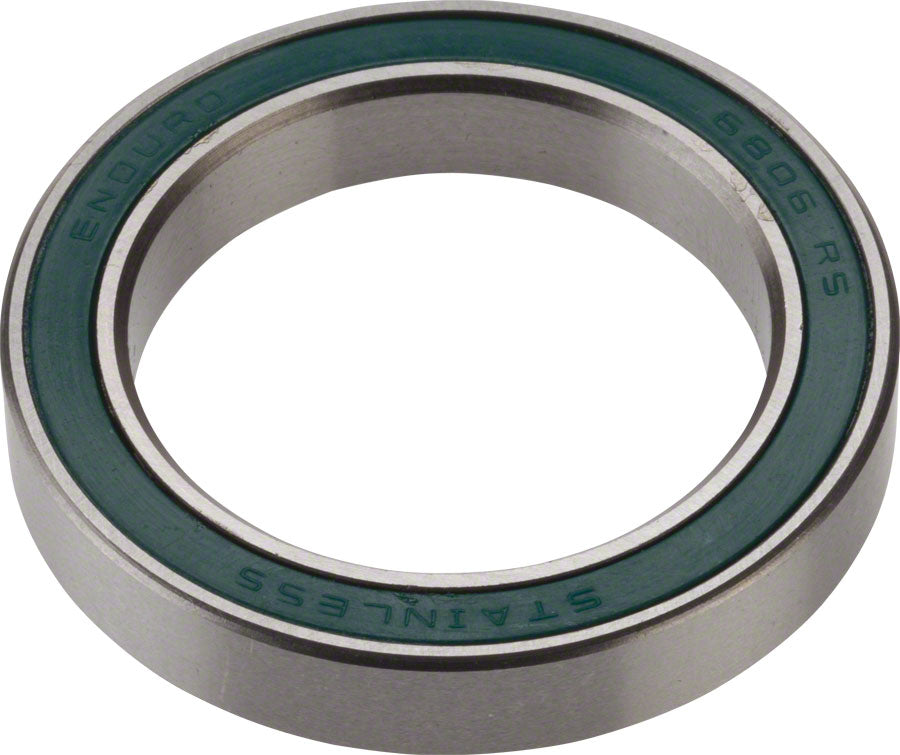 Enduro 6806 Sealed Cartridge Bearing Stainless Races BB30 30 x 42 x 7mm
