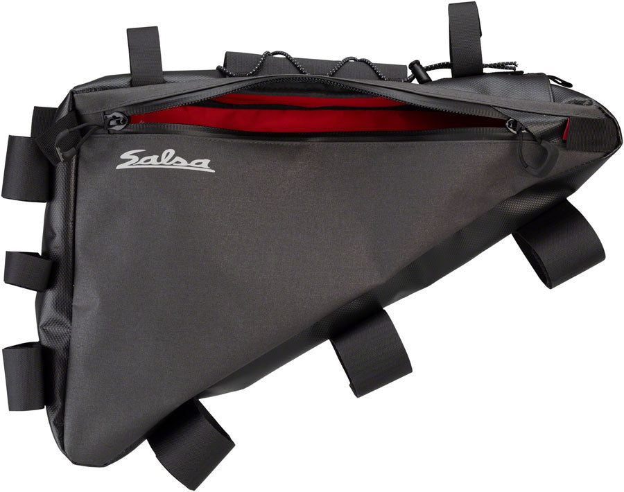 Salsa EXP Series Fat Hardtail Frame Pack 5 UPC: 657993184431 Frame Pack EXP Series Fat Hardtail Frame Pack