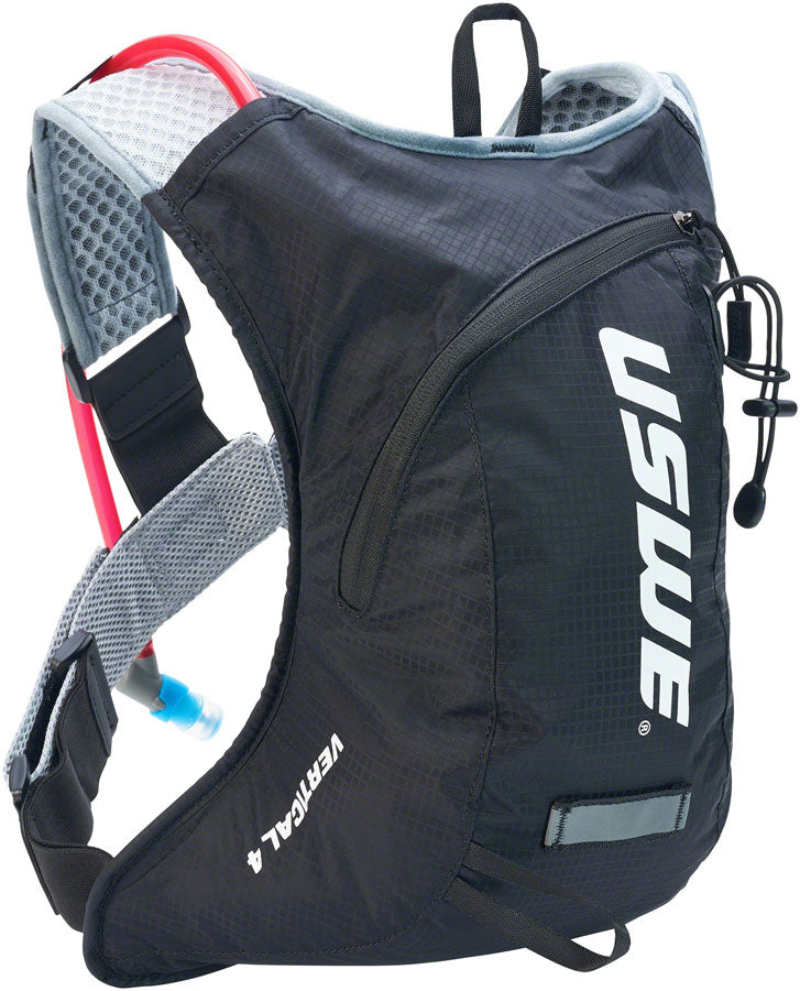 USWE Vertical 4 Plus Hydration Pack - Carbon Black