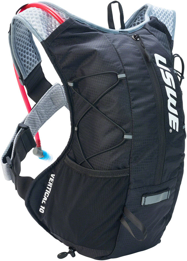 USWE Vertical 10 Plus Hydration Pack - Carbon Black