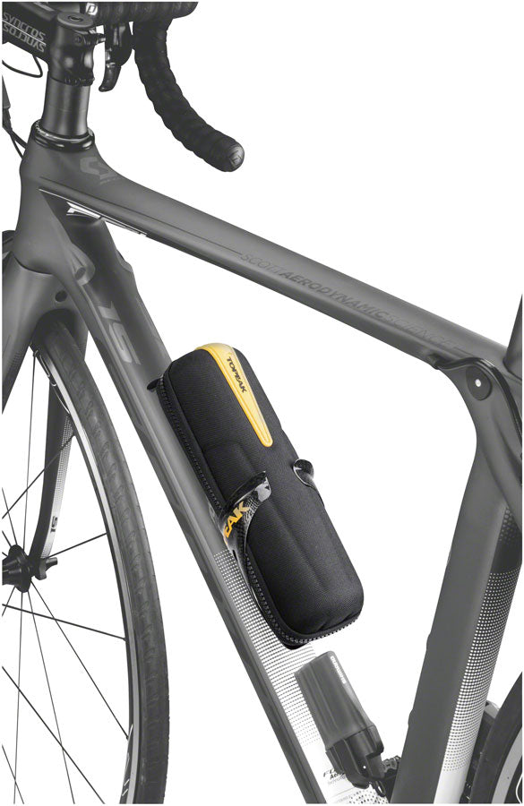 Topeak Cagepack XL, Black/Yellow - Bottle Cage Storage - Cagepack