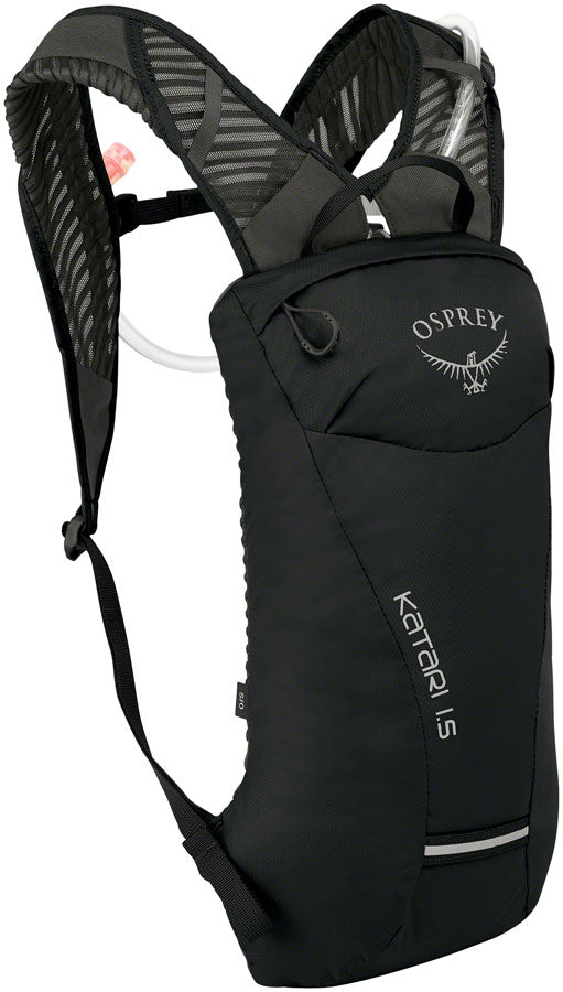 Osprey Katari 1.5 Hydration Pack: Black