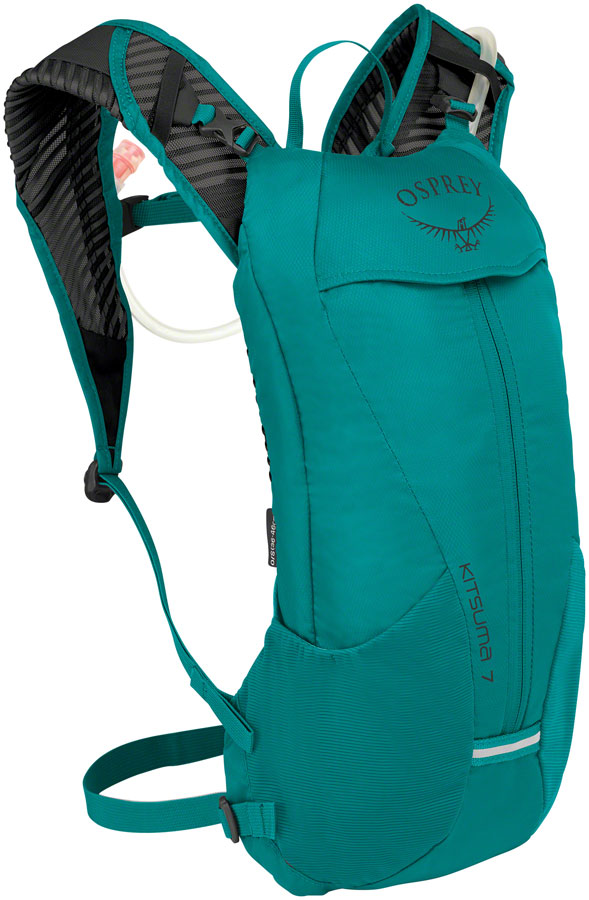 Osprey Kitsuma 7 Women's Hydration Pack: Teal Reef