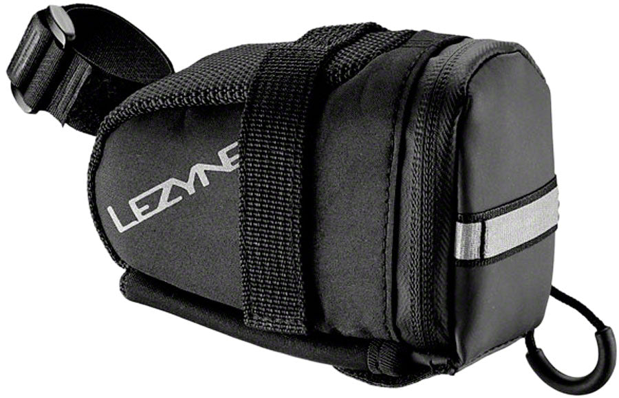Lezyne Sendit Caddy Tool Wrap Black Holds CO2 Tube Small Tool Tire Levers