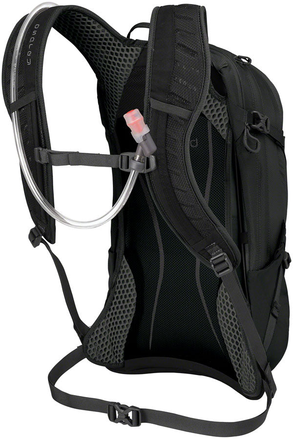 Osprey Syncro 12 Hydration Pack: Black