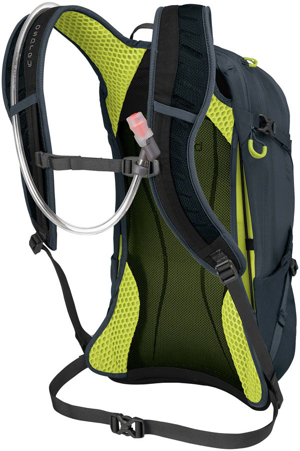 Osprey Syncro 12 Hydration Pack: Wolf Gray