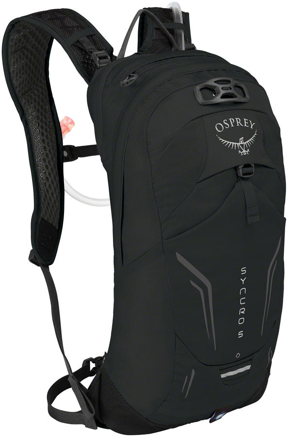 Osprey Syncro 5 Hydration Pack: Black