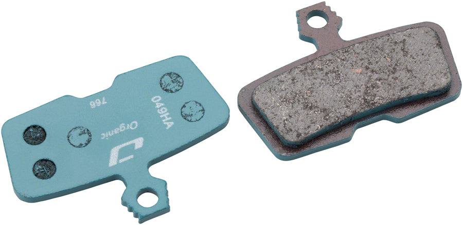 Jagwire Sport Organic Disc Brake Pads for SRAM Code RSC, R, Guide RE