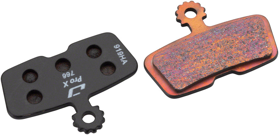 Jagwire Pro Extreme Sintered Disc Brake Pads for SRAM Code RSC, R, Guide RE