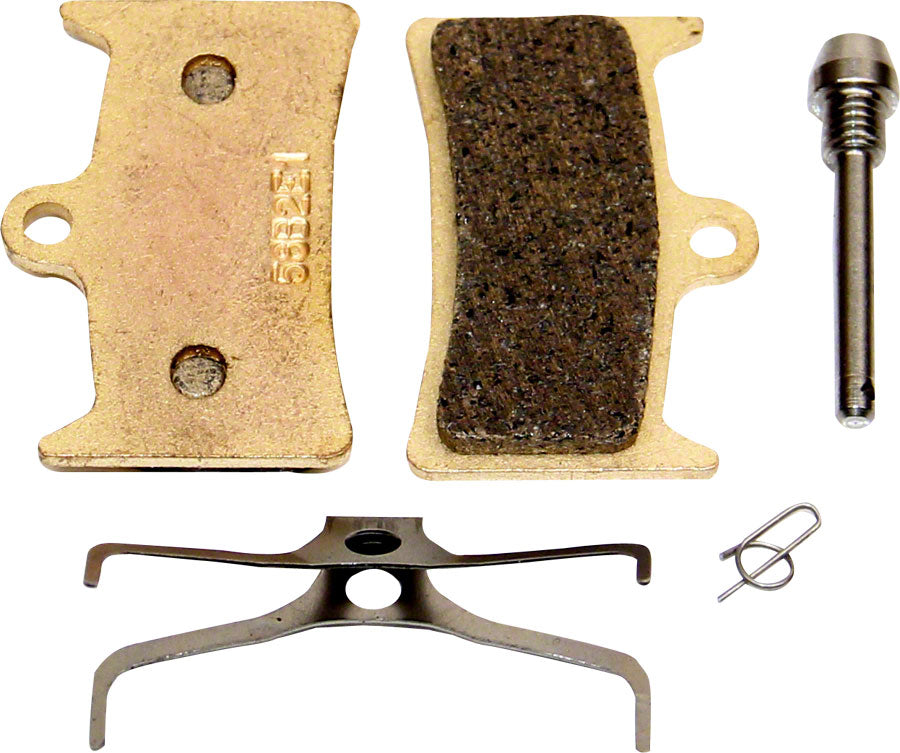Hope V4 Brake Pads: Sintered