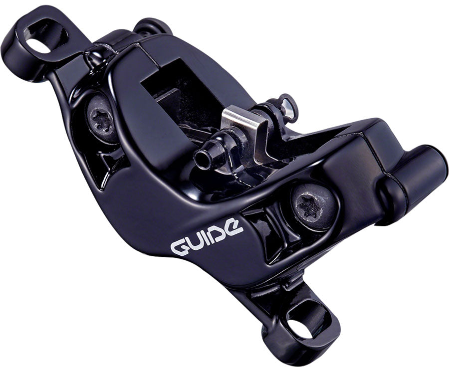 SRAM Guide R/RS/T Disc Brake Caliper Assembly - Front/Rear, Hydraulic, Post Mount, Black