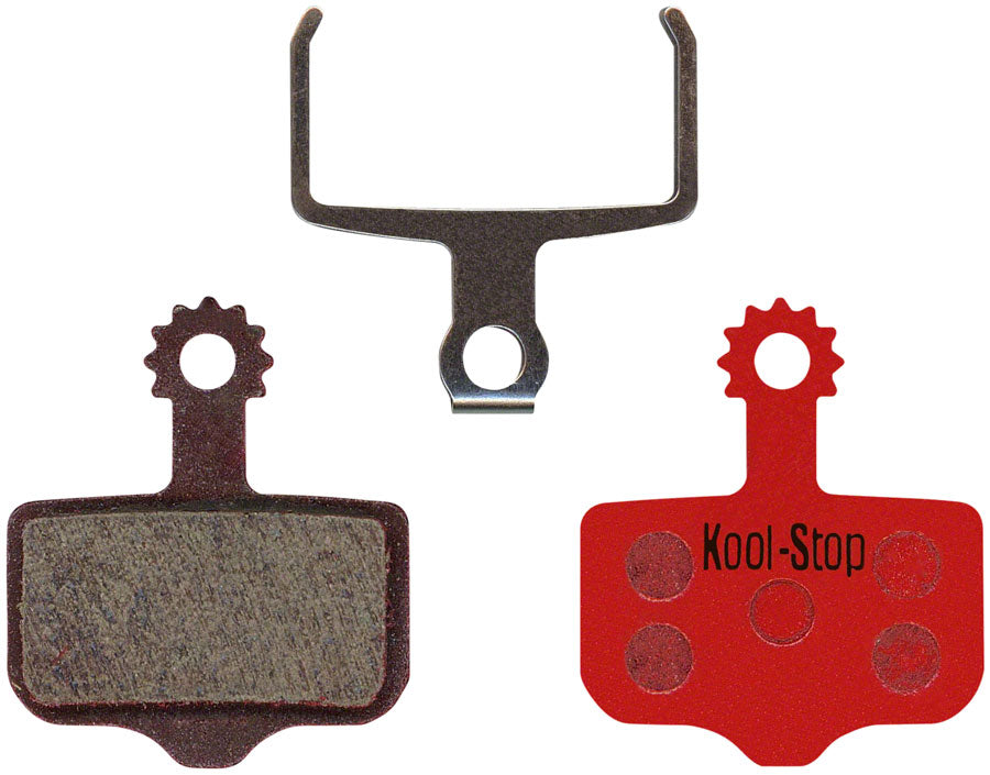 Kool-Stop Disc Brake Pad for Avid Elixir Organic MPN: KS-D296 UPC: 760251076338 Disc Brake Pad Avid Compatible