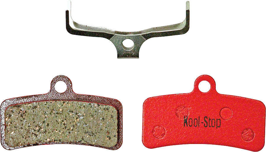 Kool Stop Disc Brake Pad for Shimano Saint M810, Zee M640, TRP Quadiem, Slate 4 MPN: KS-D640 UPC: 760251076345 Disc Brake Pad Shimano Compatible