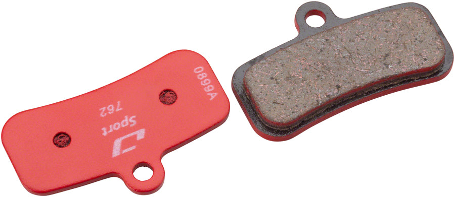 M810 and Zee M640 Jagwire Sport Disc Brake Pads for Shimano Saint M820
