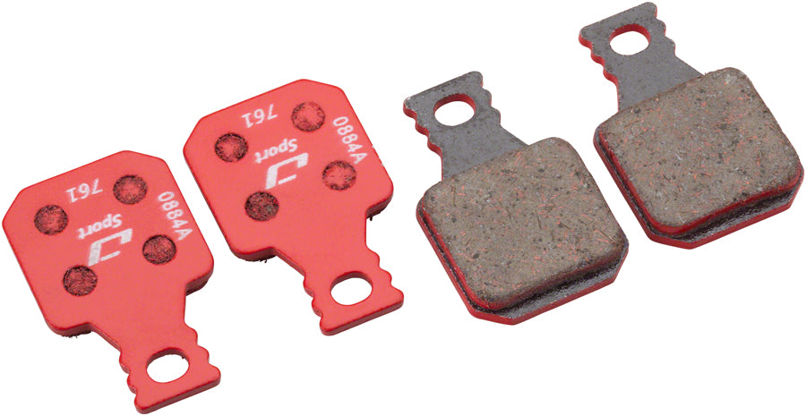 MT5 Jagwire Sport Disc Brake Pads for Magura MT7 MT Trail Front