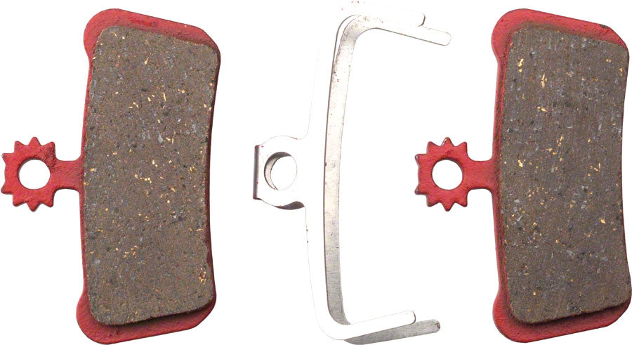 Kool-Stop Disc Brake Pad: Fits SRAM Guide, Avid SRAM XO Trail